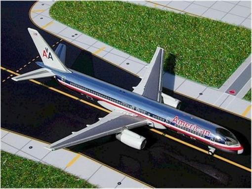 American Airlines: Boeing 757-200 - Gemini Jets - 1:400