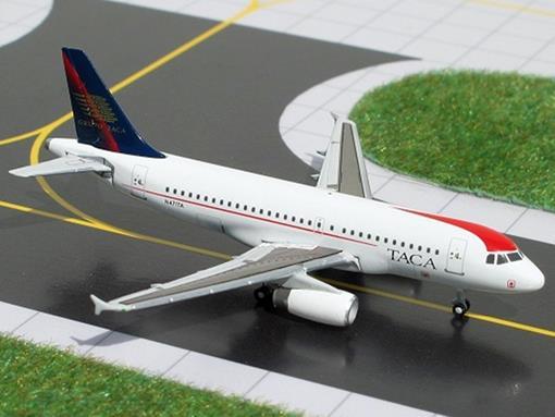 Taca: Airbus A319 - Gemini Jets - 1:400