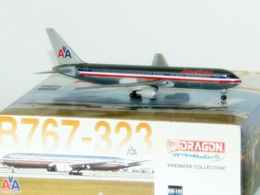 American Airlines: Boeing 767-323 - Dragon Wings - 1:400