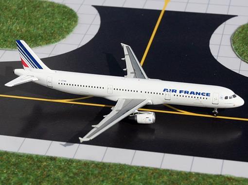 Air France: Airbus A321-100 - Gemini Jets - 1:400