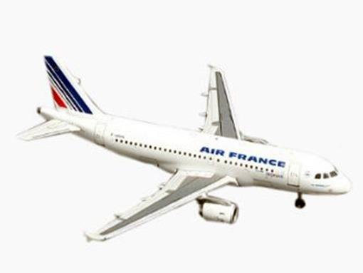 Air France: A319-100ER - Gemini Jets - 1:400