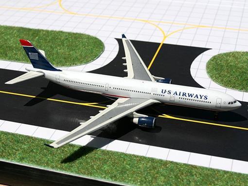US Airways: Airbus A330-300 - Gemini Jets - 1:400