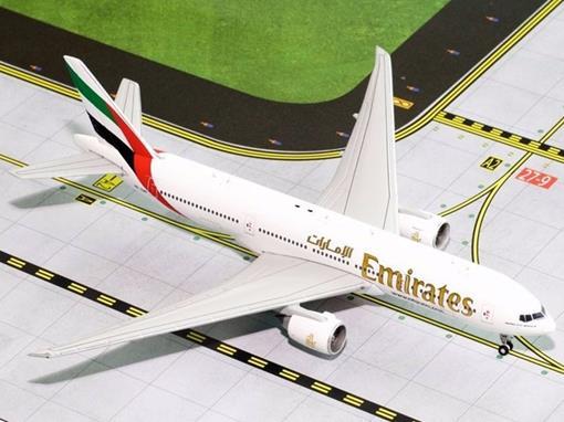 Emirates: Boeing 777-200LR - Gemini Jets - 1:400