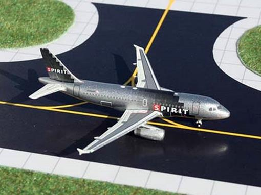 Spirit Airlines: Airbus A319 - Gemini Jets - 1:400