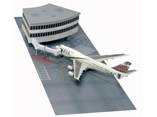 PIA: Boeing 747-300 - Dragon - 1:400