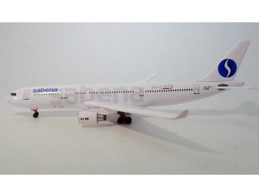 Sabena: A330-223 - Dragon Wings - 1:400