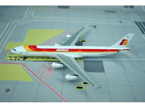 Iberia: Airbus A340-300 - Phoenix - 1:400