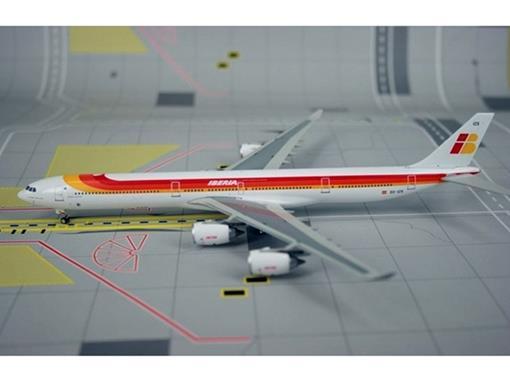 Iberia: Airbus A340-600 - Phoenix - 1:400