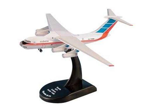 Cubana: Illyusin IL-76 (1971) - Model Power - 1:400