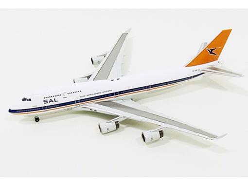 South African Airways: Boeing 747-444 - Jet-X - 1:400