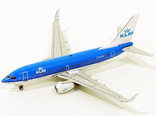 KLM: Boeing 737-700 - Phoenix - 1:400
