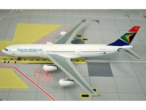 South African Airways: Airbus 340-200 - Phoenix - 1:400