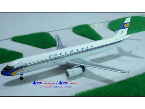 Lufthansa: Airbus A321 - Aero Classics - 1:400