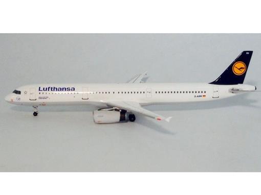 Lufthansa: Airbus A321 - D-AIRN - Aero Classics - 1:400