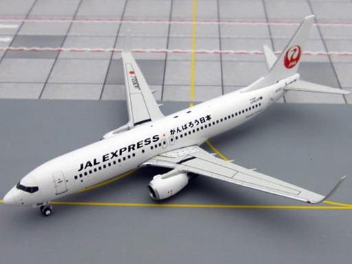Jal Express: Boeing 737-800 - Phoenix - 1:400
