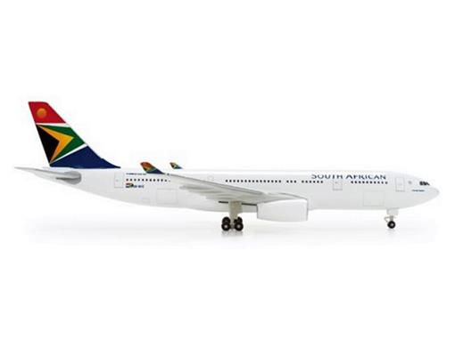 South African: Airbus A330-200 - Phoenix - 1:400