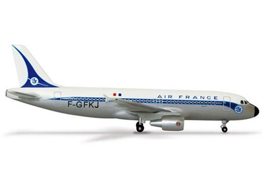 Air France: Airbus A320 - Phoenix - 1:400