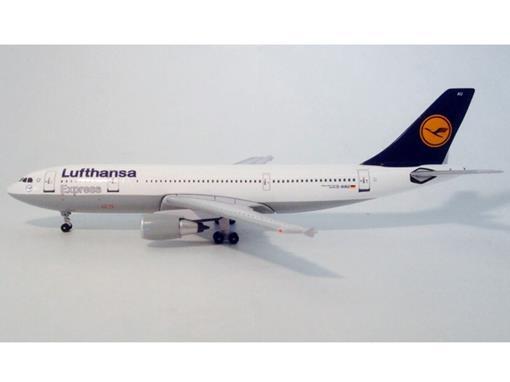 Lufthansa Express: Airbus A300-B4-603 D-AIAU - Aero Classics - 1:400