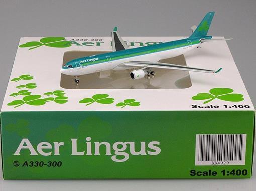 Aer Lingus: Airbus A330-300 - JC Wings - 1:400