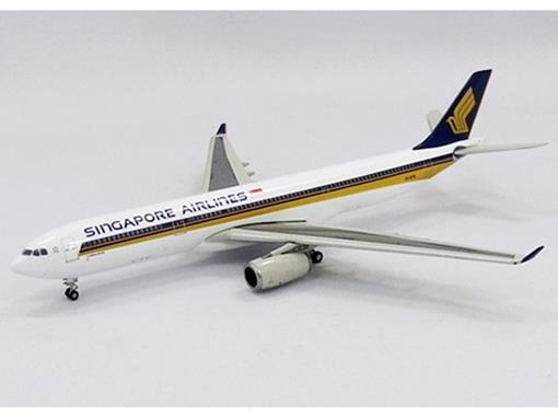Singapore Airlines: Airbus A330-300 - JC Wings - 1:400