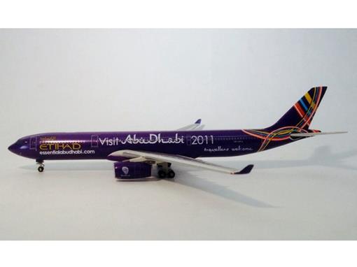 Etihad Airways: Airbus A330-343X -