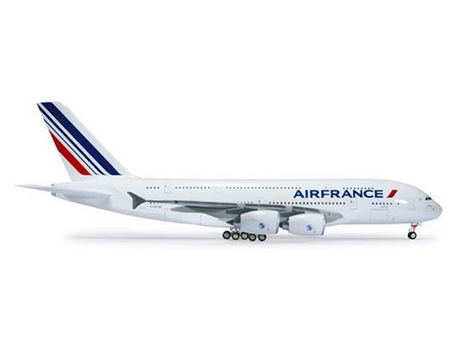 Air France: Airbus A380 - Herpa - 1:200