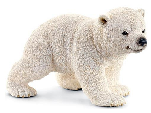 Filhote de Urso Polar - Schleich