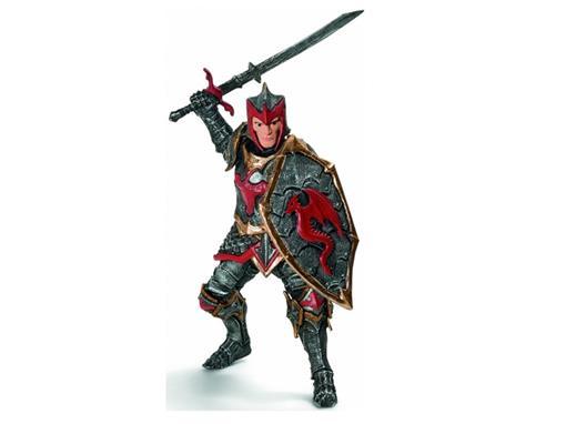 Boneco Cavaleiro do Dragão