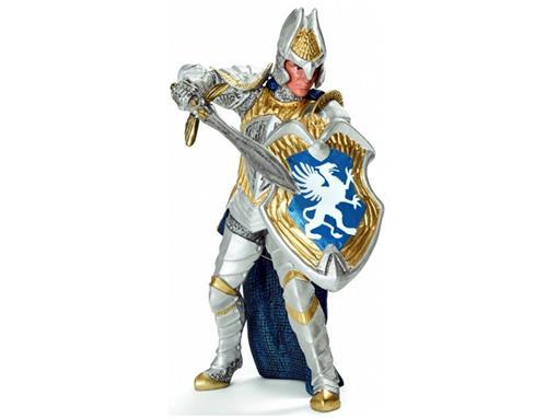 Boneco Cavaleiro Griffin com Espada