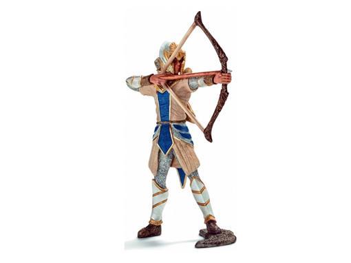 Boneco Cavaleiro Griffin com Arco
