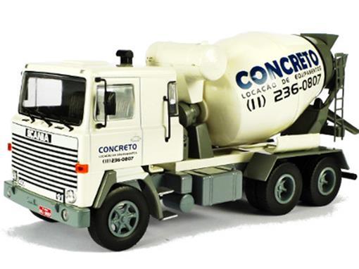 Scania: LKS 140 - Betoneira