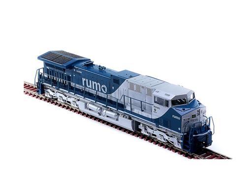 Locomotiva Elétrica AC44i - RUMO Fase II (8296) - HO - Frateschi