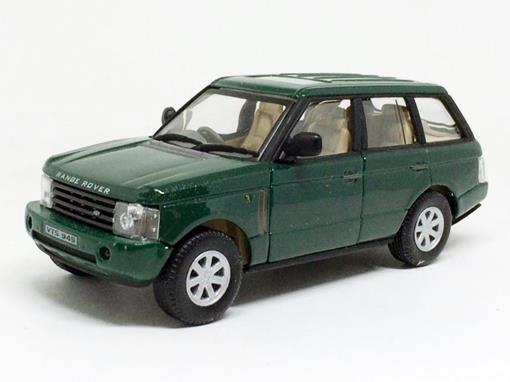 Land Rover: Range Rover - Verde - 1:43 - Schuco