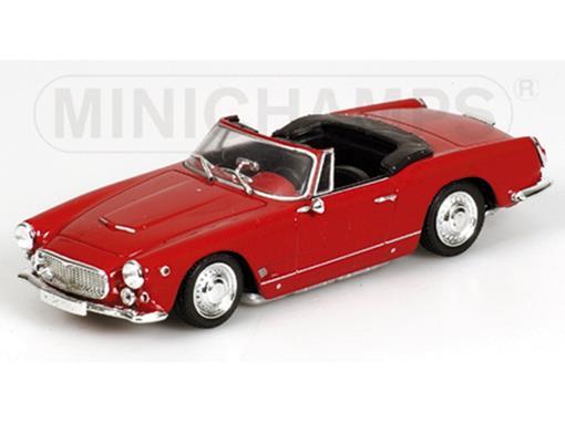 Maserati: 3500 GT Vignale Spider (1961) - Vermelho - 1:43