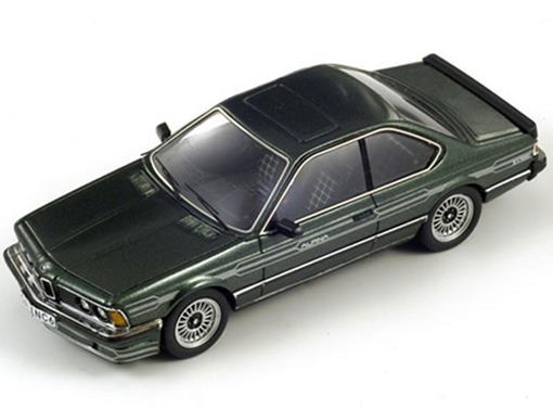 BMW: Alpina B7 S Turbo Coupe (1985) - Verde -  1:43 - Spark