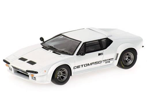 De Tomaso: Pantera GT5 (1981) - Branco - Spark - 1:43