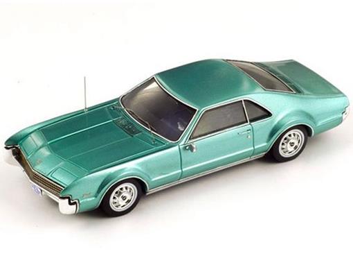 Oldsmobile: Toronado (1967) - Verde - 1:43 - Spark