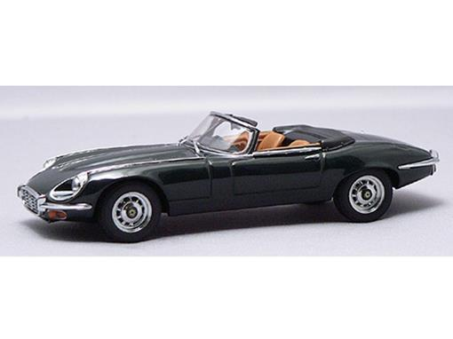 Jaguar: XJ 13 - Verde - Autoart - 1:43