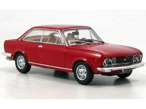 Fiat: 124 Sport Coupé (1969) - Vermelho - 1:43