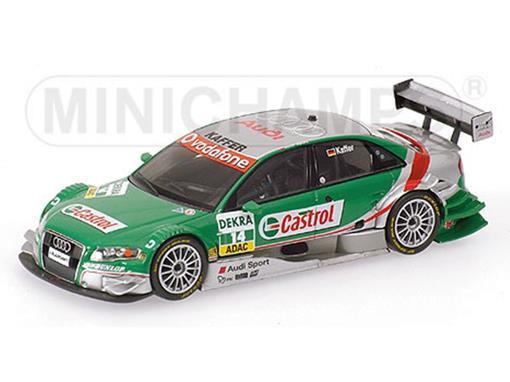 Audi: A4 - Pierre Kaffer - Team Phoenix (DTM 2006) - 1:43 - Minichamps