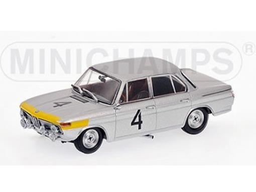BMW: 1800 Ti #4 -  Winners 24h Spa Francochamps (1965) -  1:43 - Minichamps