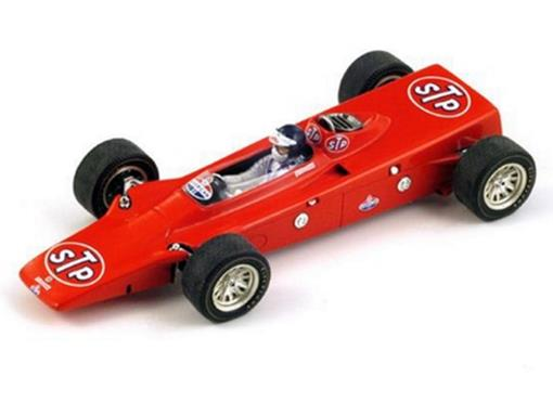 Lotus: 56 - Jim Clark - Test Car Indianapolis (1968) - 1:43 - Spark