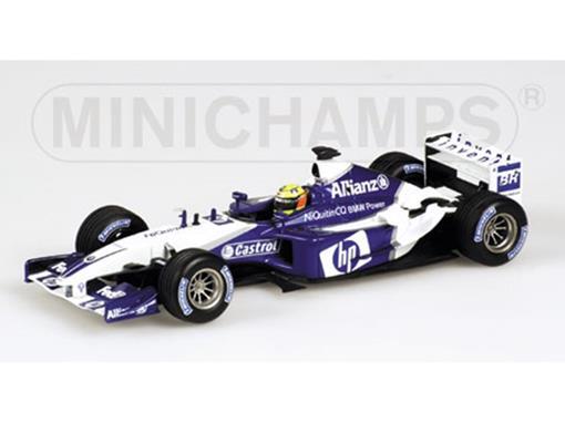 Williams F1: BMW FW25 - R. Schumacher (2003) - 1:43 - Minichamps