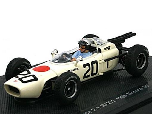 Honda F1: RA272 - Richie Ginther #20 - Monaco GP (1965) - 1:43 - Ebbro