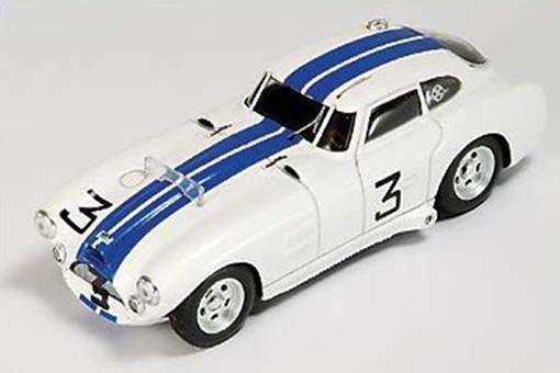 Cunningham: C-4RK #3 (Le Mans 1953) - Branco -  1:43 - Bizarre