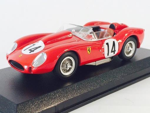 Ferrari: 250 California Sebring (1960) - Publicker / McCarthy #14 - 1:43 - Art Model