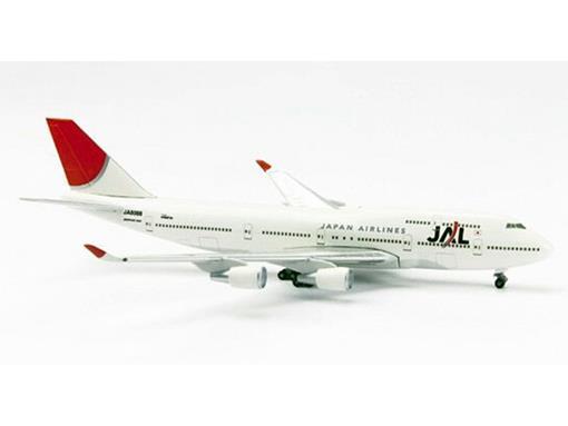 Japan Airlines: Boeing 747-400 - 1:500 - Herpa