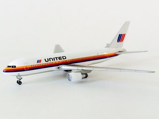 United Airlines: Boeing B767-222 - 1:400 - Dragon Wings