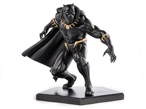 Estátua Black Panther - Marvel Comics Art Scale - 1:10 - Iron Studios
