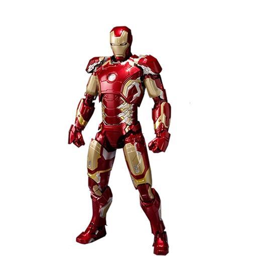 Boneco Iron Man Mark XLIII - Avengers Age Of Ultron - S.H.Figuarts - Bandai